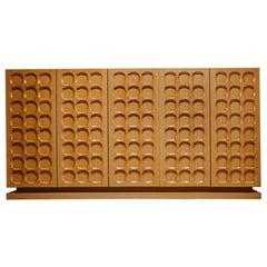 1970s Vintage Wooden Cabinet