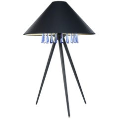1970s Yamo Table Lamp for Galerie Chrystiane Charles