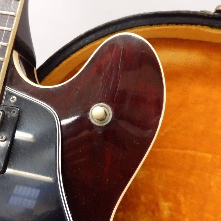1978 Gibson Estate Find ES 335 TD Semi Hollow Body Electric Guitar For Sale 5
