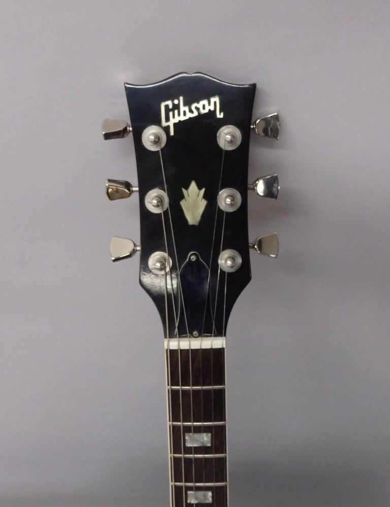 Mid-Century Modern 1978 Gibson Estate Find ES 335 TD Semi Hollow Body Electric Guitar For Sale