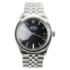 1978 Rolex Air King Stainless Automatic