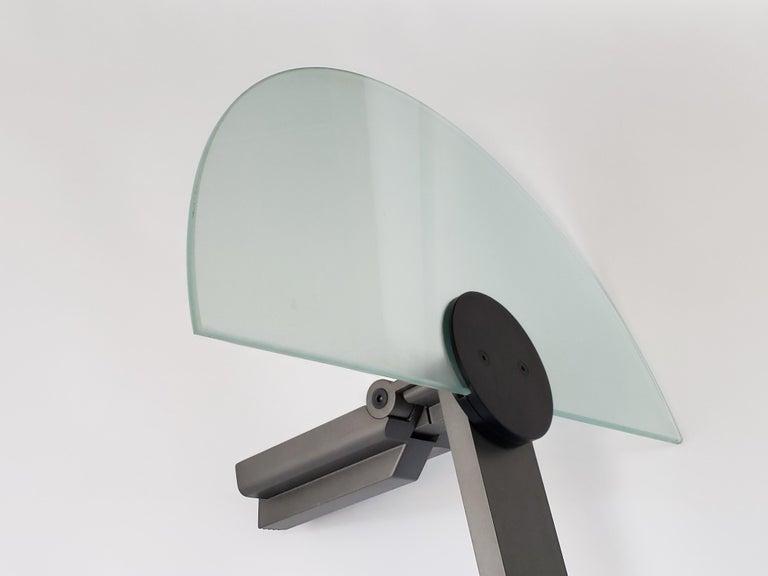 1980 Hans Von Klier 'Diadema' Halogen Floor lamp for Bilumen, Italy For Sale 4