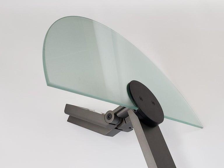 1980 Hans Von Klier 'Diadema' Halogen Floor lamp for Bilumen, Italy For Sale 5