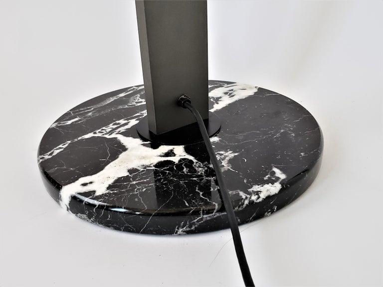 1980 Hans Von Klier 'Diadema' Halogen Floor lamp for Bilumen, Italy For Sale 9
