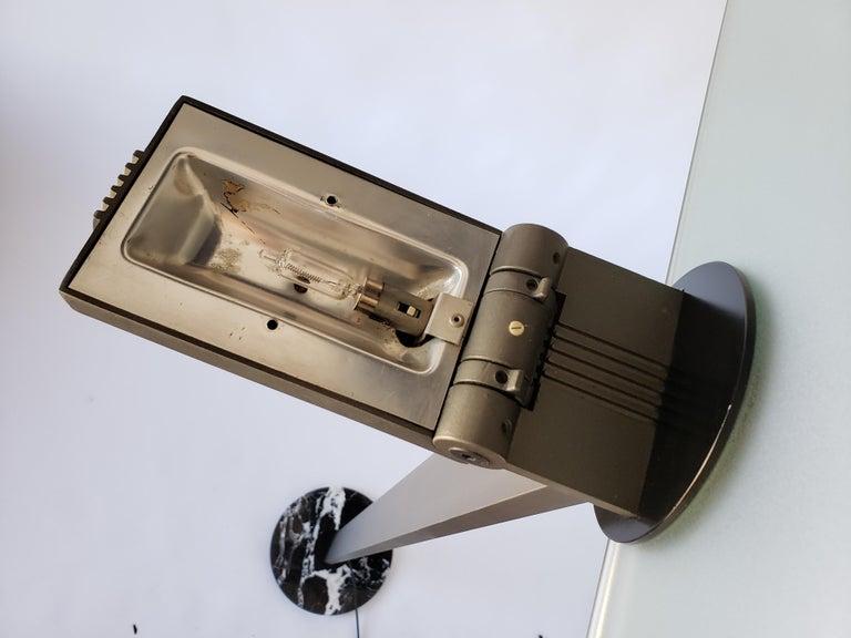 1980 Hans Von Klier 'Diadema' Halogen Floor lamp for Bilumen, Italy For Sale 10