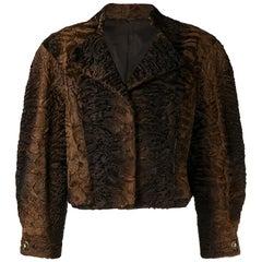 1980s A.N.G.E.L.O. Vintage Cult Fur Jacket
