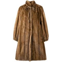 1980s A.N.G.E.L.O.  Vintage Cult Reversible Fur Coat