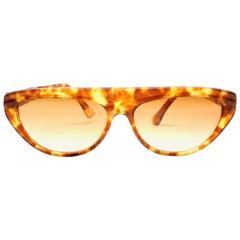 1980's ANNE MARIE PERRIS tortoise sunglasses