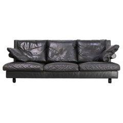 1980s Antonio Citterio 'baisity' 3-Seat Sofa for B&B Italia