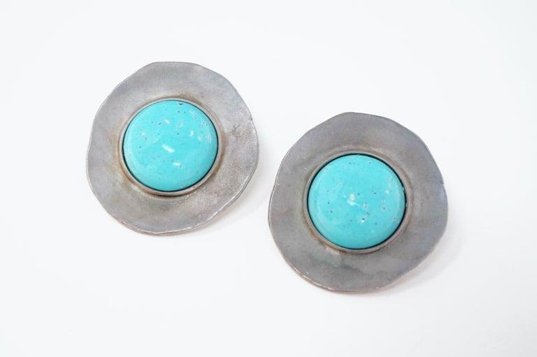 - Each earring measures 1.75