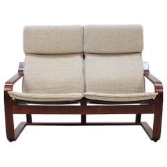1980s Bentwood Two-Seat Sofa, Ton Czechoslovakia