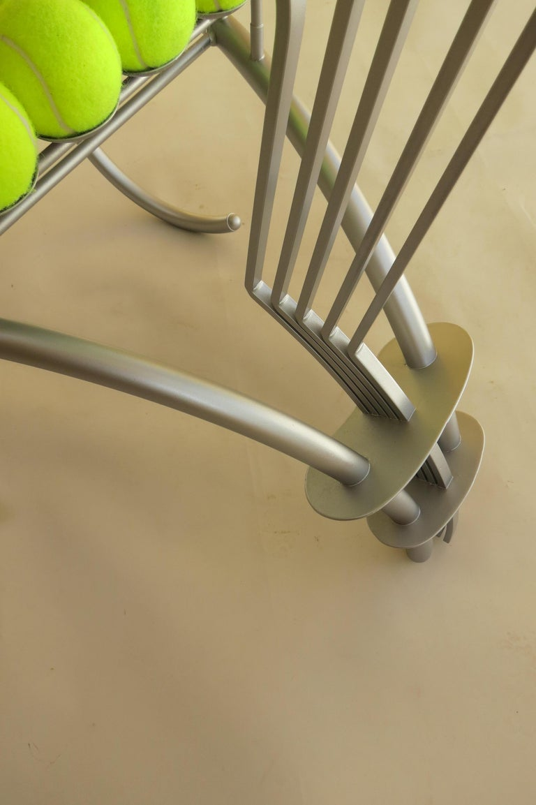 1980s Bespoke Sculptural Tennis Ball Chair Wimbledon Chair For Sale 4