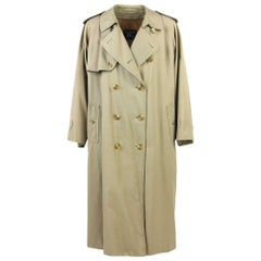 1980s Burberry Trench