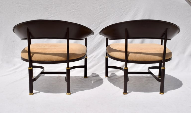 1980s Buying and Design Modern Chairs, Florence, Italy For Sale 3