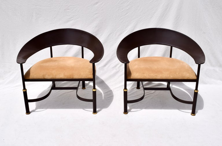 Italian 1980s Buying and Design Modern Chairs, Florence, Italy For Sale