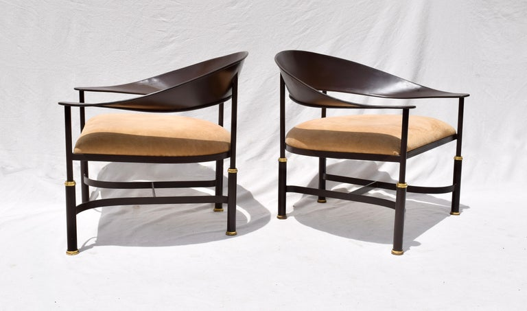 1980s Buying and Design Modern Chairs, Florence, Italy For Sale 1