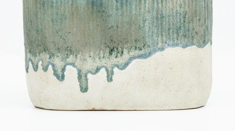 1980s Ceramic Vases by Bruno Gambone 'c' For Sale 7