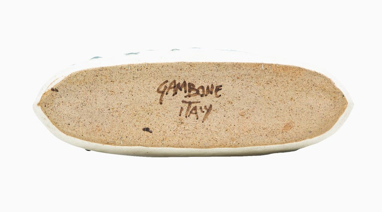 1980s Ceramic Vases by Bruno Gambone 'c' For Sale 9