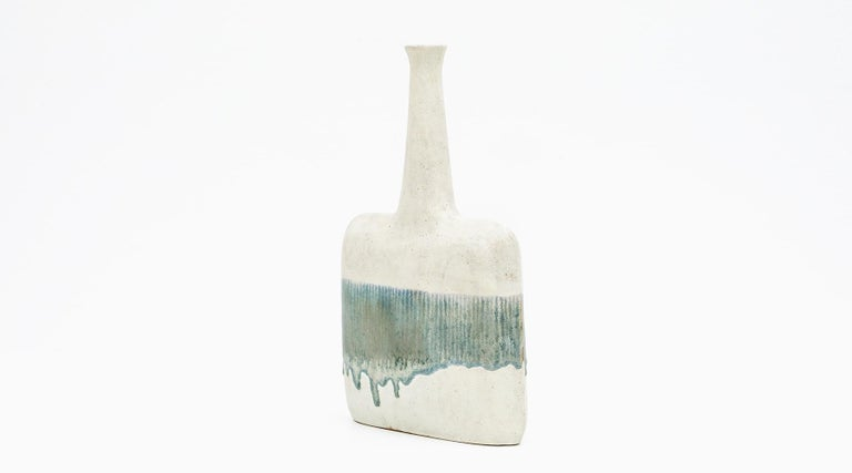 Italian 1980s Ceramic Vases by Bruno Gambone 'c' For Sale