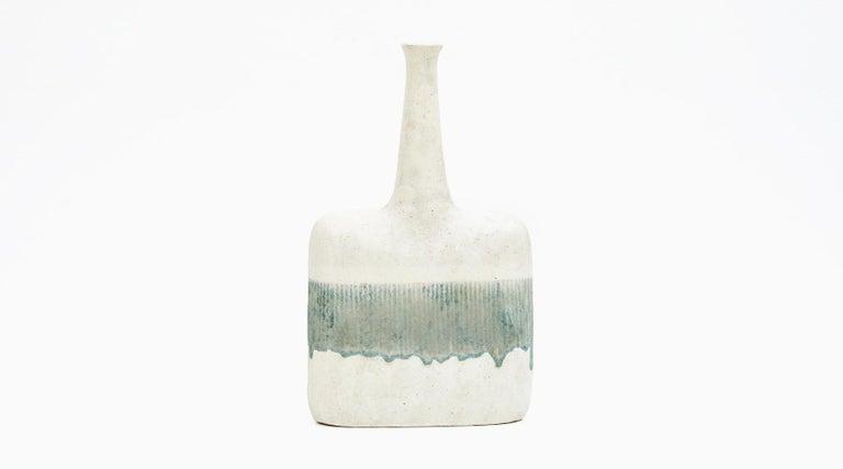 1980s Ceramic Vases by Bruno Gambone 'c' For Sale 1