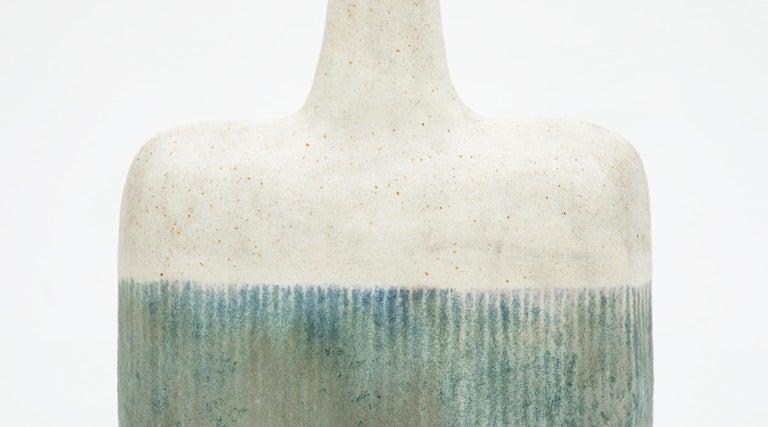 1980s Ceramic Vases by Bruno Gambone 'c' For Sale 3