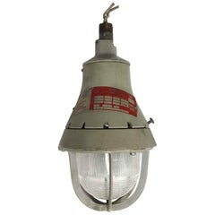 1980s Crouse Hinds Model EVA-210 Industrial Light, Quantity