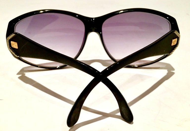 1980'S French Jacques Faith Sunglasses For Sale 8