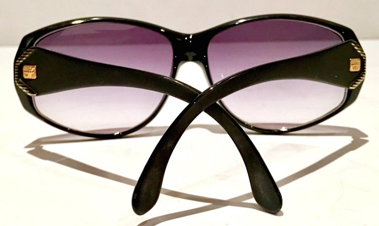 1980'S French Jacques Faith Sunglasses For Sale 9