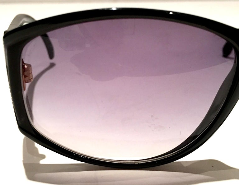 1980'S French Jacques Faith Sunglasses For Sale 3