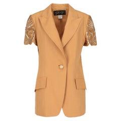 1980s Genny Short-Sleeves Jacket