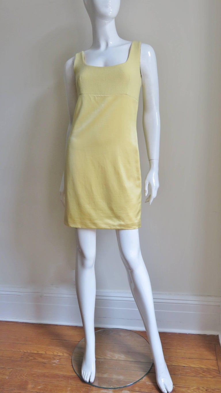 Gianni Versace Silk Dress and Jacket For Sale 5