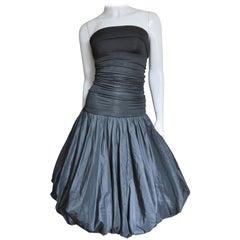 1980s Giorgio Sant 'Angelo Strapless Dress