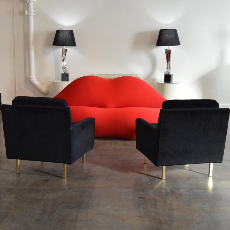 Gufram Vintage Bocca Lips Sofa by Studio 65  2