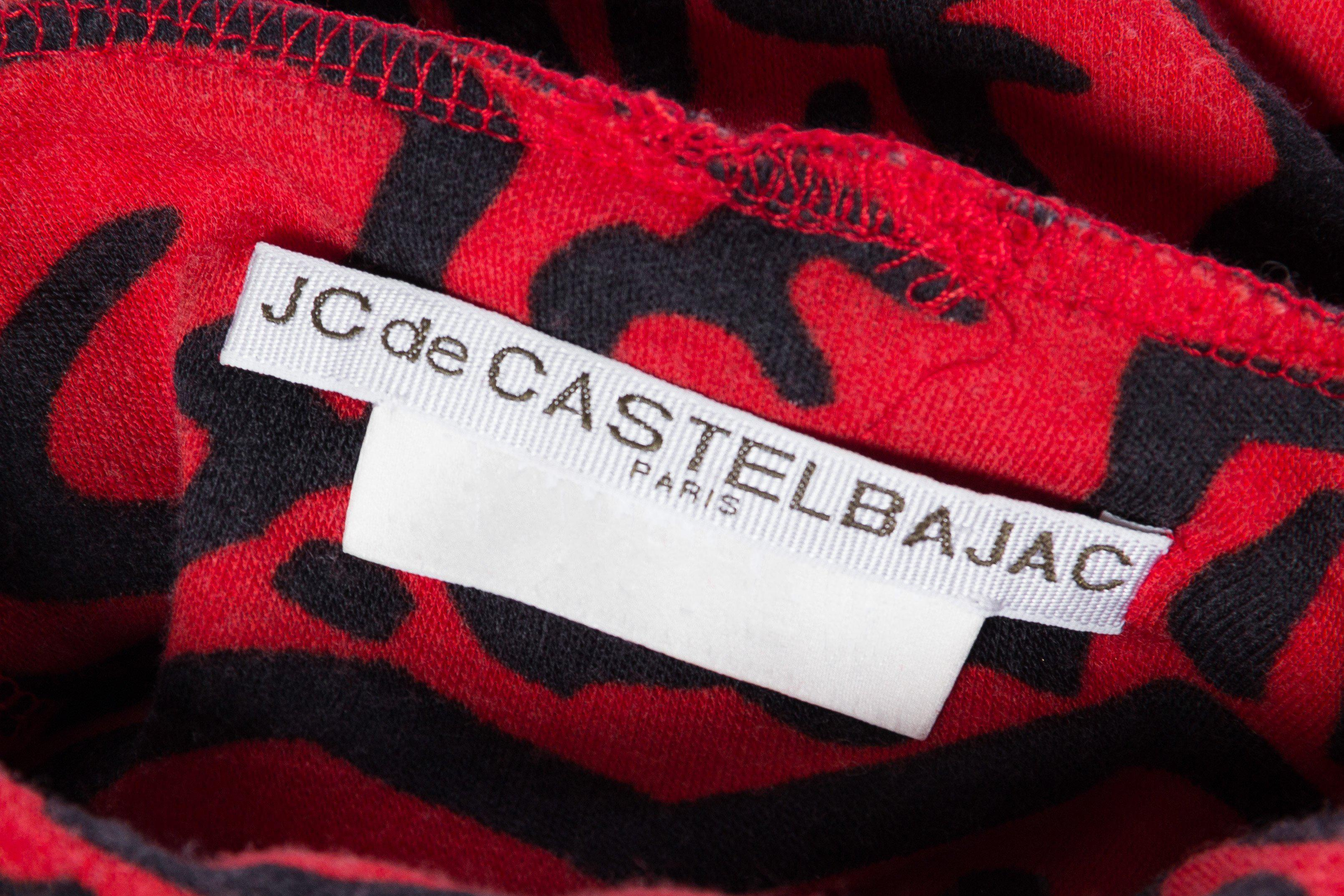 9182faec2 1980s Jean Charled de Castelbajac Keith Haring Radiant Baby Turtleneck  Sweater For Sale at 1stdibs