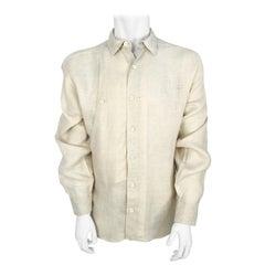 1980s Jean Charles de Castelbajac Linen Shirt