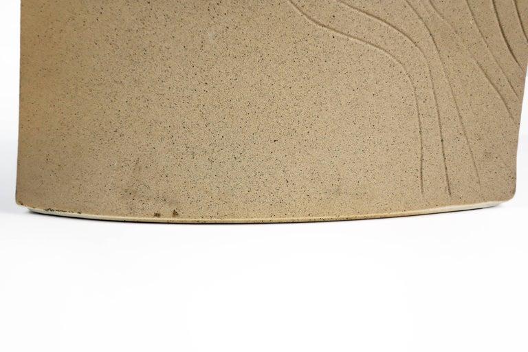 1980s Linea Sette Asymmetrical Vase For Sale At 1stdibs