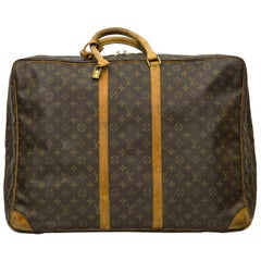 1980's Louis Vuitton 'Sirius 60' Monogram Suitcase