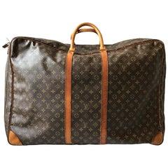 1980s Louis Vuitton Soft Suitcase