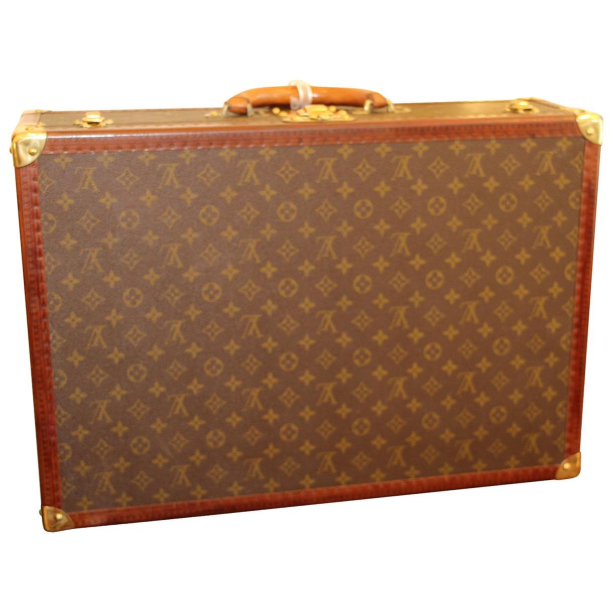1980s Louis Vuitton Suitcase 60 cm,  Louis Vuitton Trunk