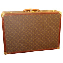 1980s Louis Vuitton Suitcase 60 cm,  Louis Vuitton Trunk