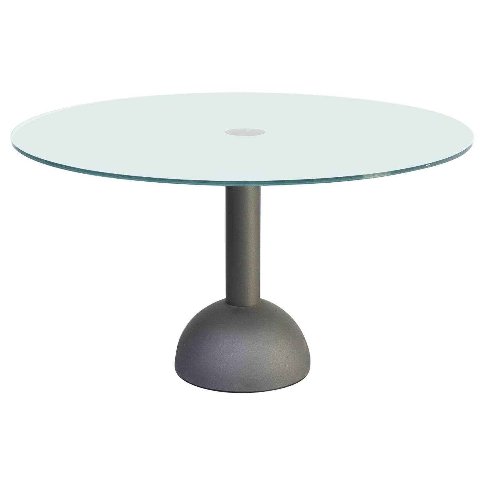 1980s Massimo and Lella Vignelli 'Calice' Dining Table for Poltrona Frau