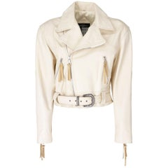 1980s Michael Hoban Bicker's Leather Jacket