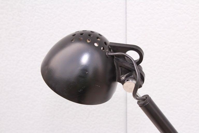 1980s Mid-Century Modern Italian Desk Lamp For Sale 1