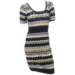 1980s Missoni Knit Dress