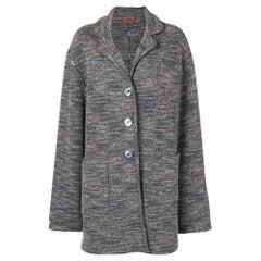 1980s Missoni midi coat