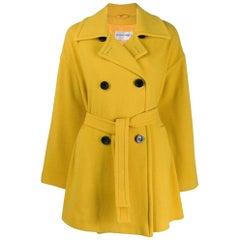 1980s Pierre Cardin Belted Coat