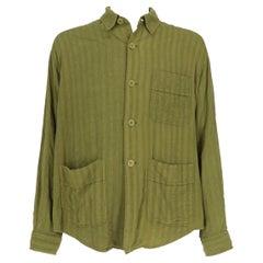 1980s Romeo Gigli Striped Shirt