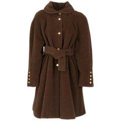 1980s Rykiel Coat