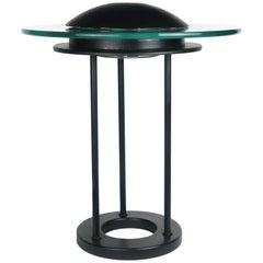 "1980s ""Saturn"" Table Lamp by Robert Sonneman for George Kovacs"