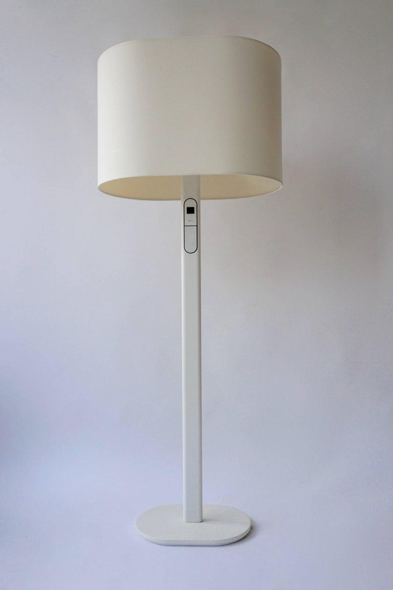 German 1980s Staff Floor Lamp For Sale